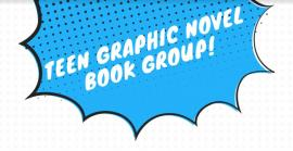 Teen Graphic Novel Club