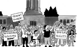 Know Your Rights: Don't Get Evicted! image