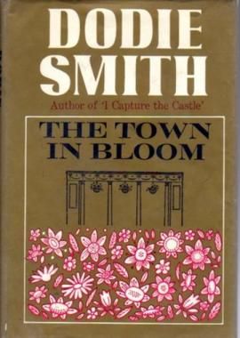 Town in Bloom bookjacket
