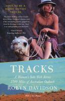Book Jacket: Tracks by Robyn Davidson