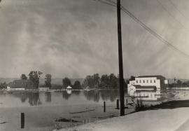 1948 flood that destroyed Vanport, Oregon