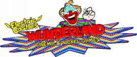Logo for Wunderland Cinema & Nickel Games
